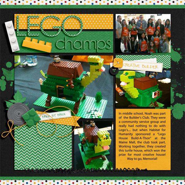 LEGO Champs