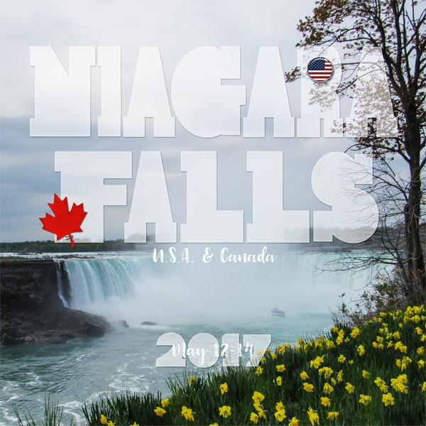 Niagara Falls - Front Cover