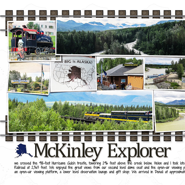 McKinley Explorer, 2, left side