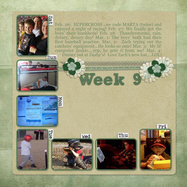P365 Week 9