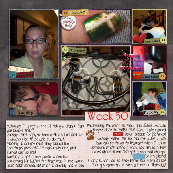 Week 50/52 {2011}