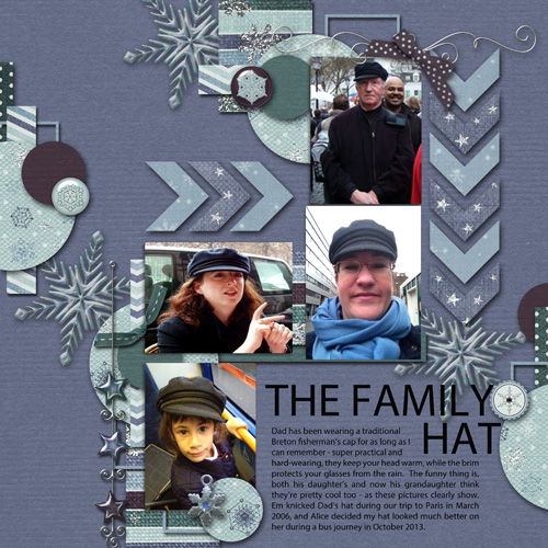 the family hat
