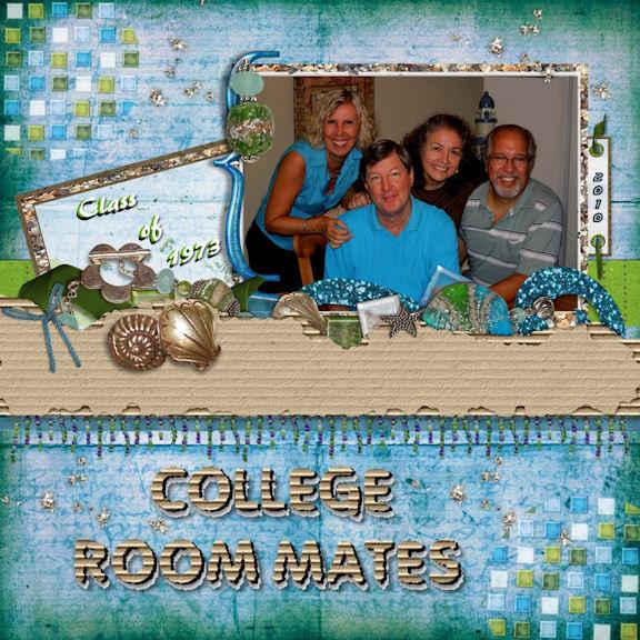 College Room Mates