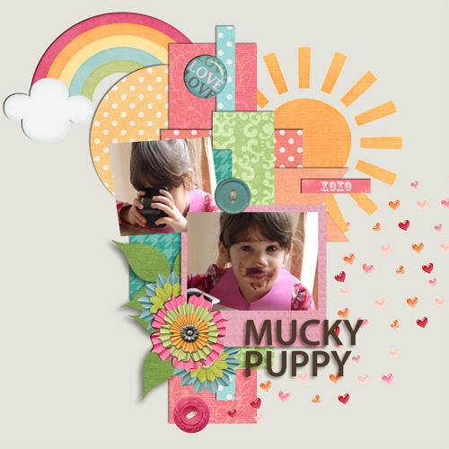 Mucky puppy