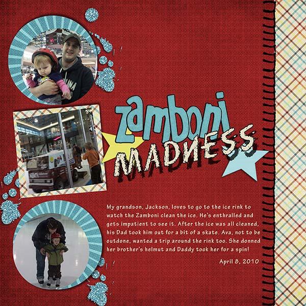 zamboni madness