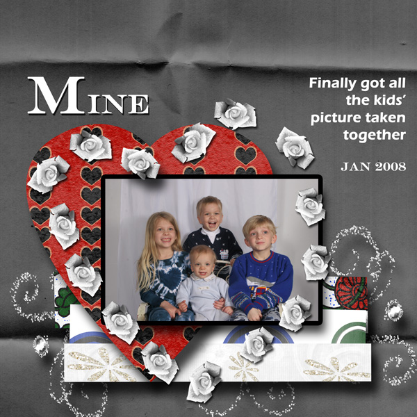 Mine - My brood