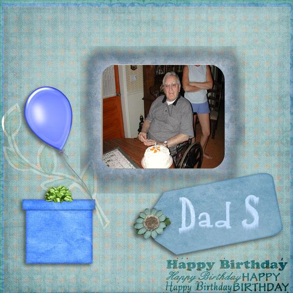 dad s bday