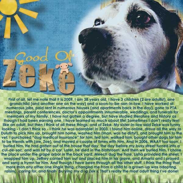 Good Ol' Zeke