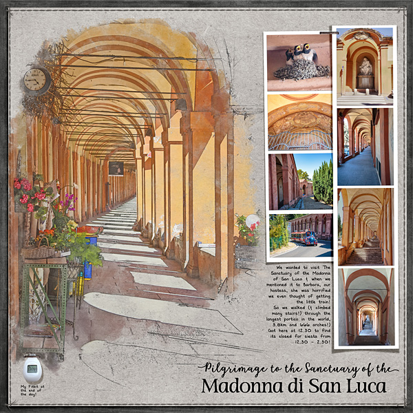 Sanctuary of the Madonna of San Luca LHS