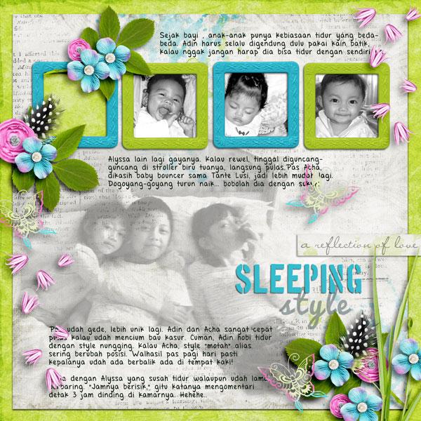 Sleeping Style