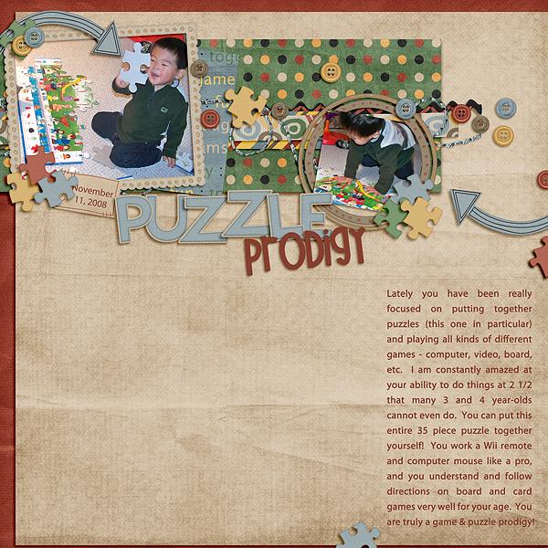 Puzzle Prodigy