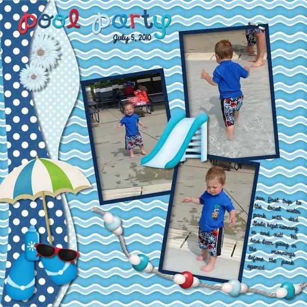 water park summer