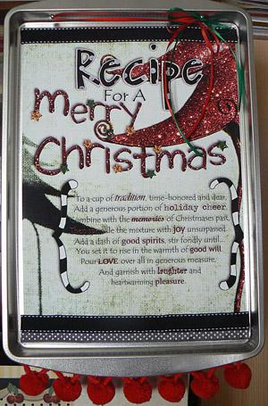 Recipe for a Merry Christmas