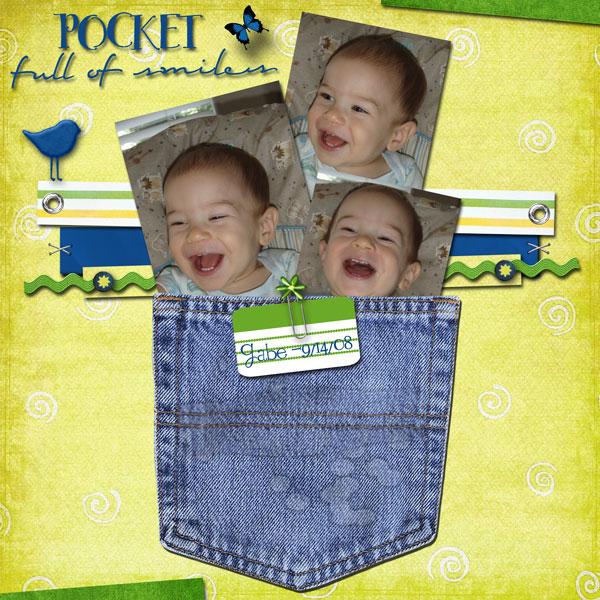 Pocket Full of Smiles