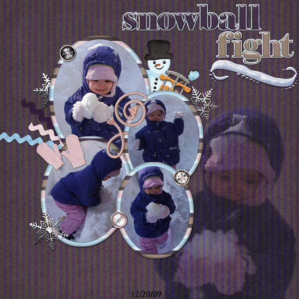 SnowballFight4WEB