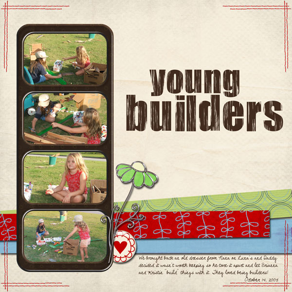 young builders