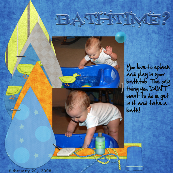 Bathtime?
