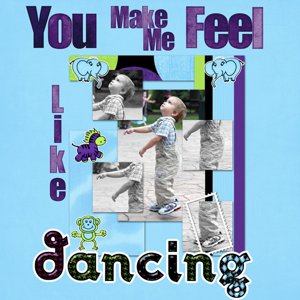 You Make Me Feel Like Dancing