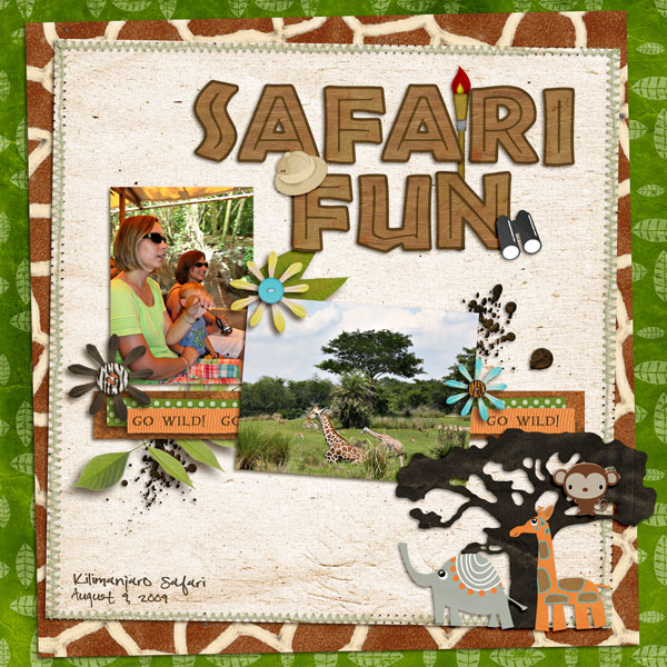 Safari Fun