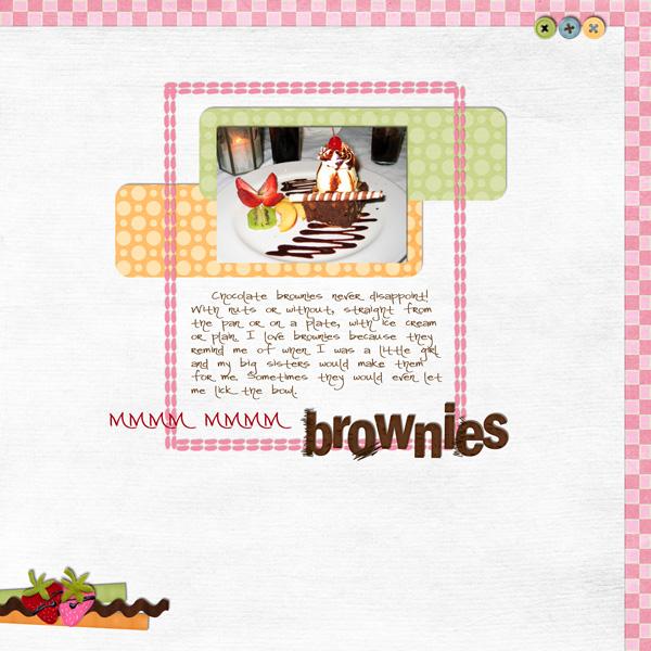 MMMM  MMMM Brownies