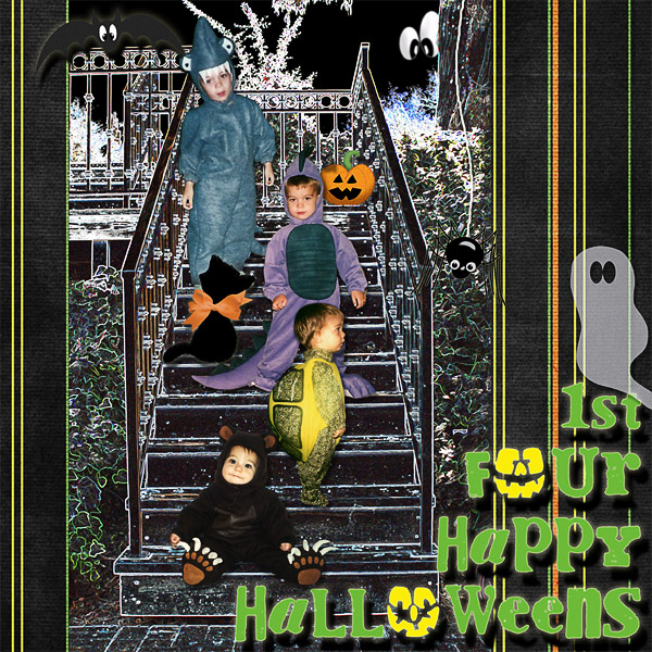 Four Halloweens