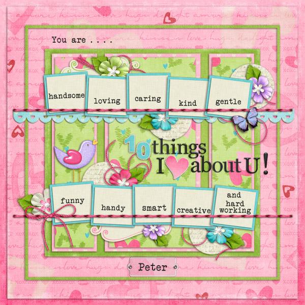 10 Things -- Hubby