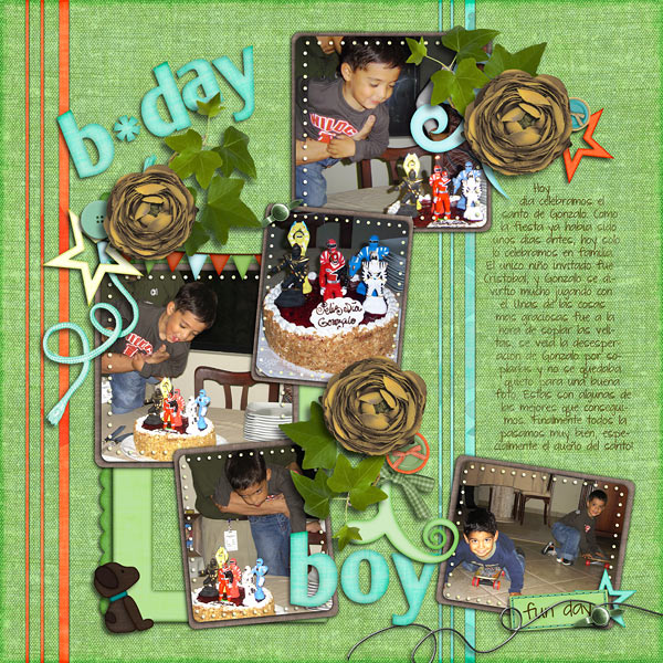 B-day boy