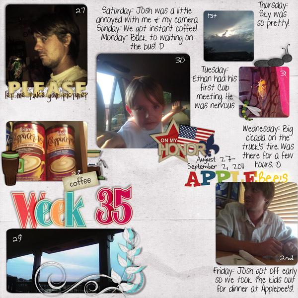 Week 35 {2011}
