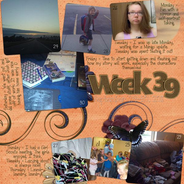 Week 39 {2011}
