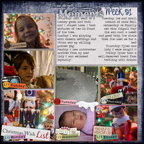 Week 51/52 {2011}