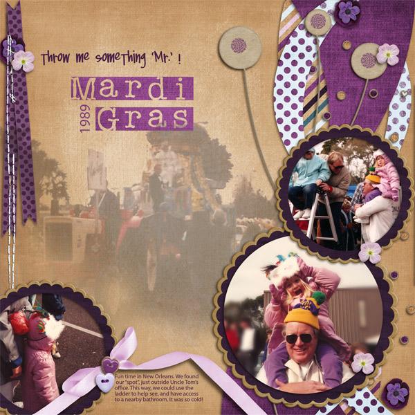 Mardi Gras -1989