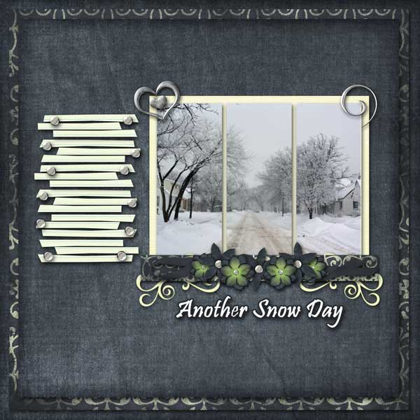 Another Snow Day