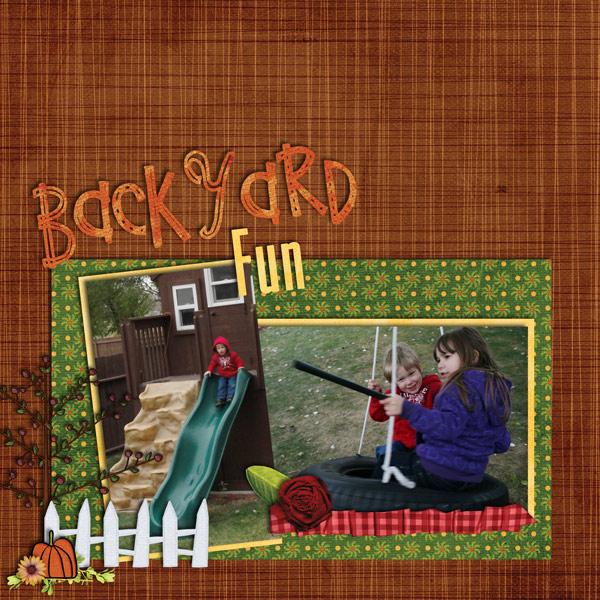 Backyard Fun