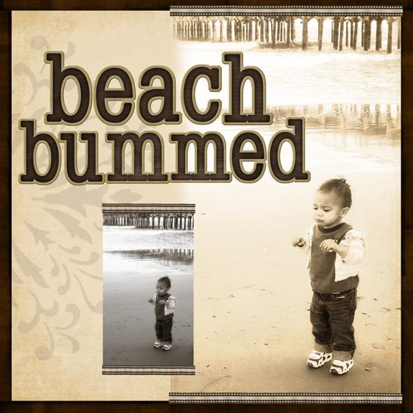 Beach Bummed