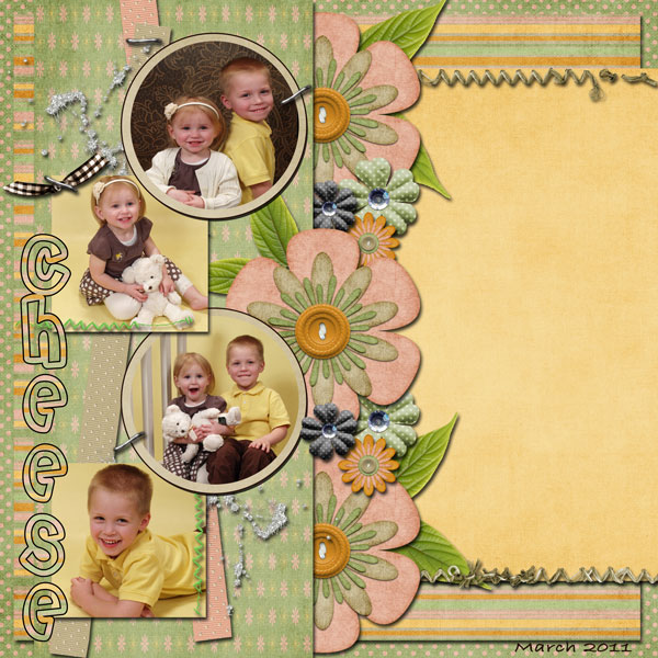 CHEESE- May 7 Progressive Scrap