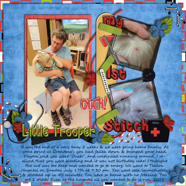 Kaleb's Stitch