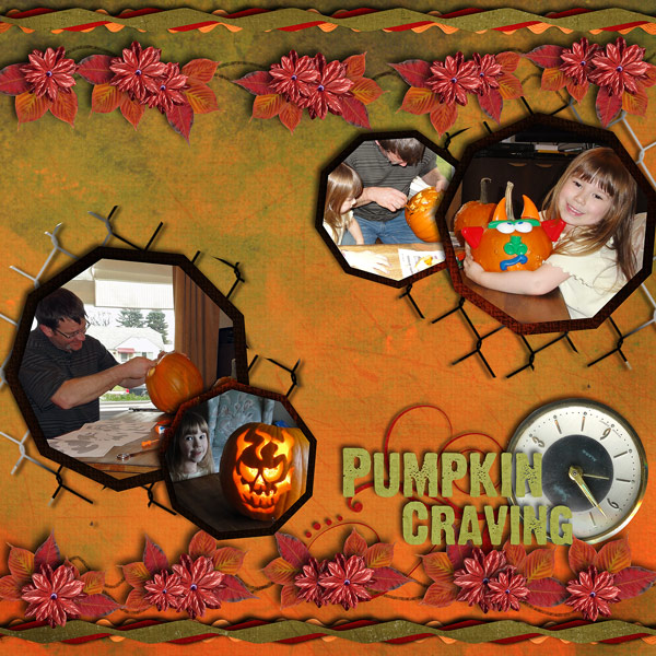 Pumpkin Craving Time 2010