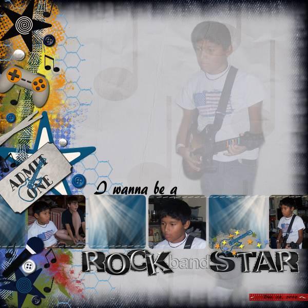 ROCKband STAR