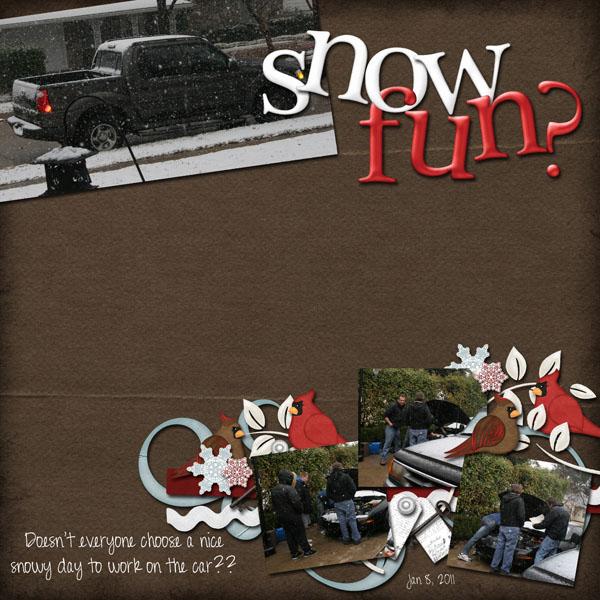 Snow Fun??