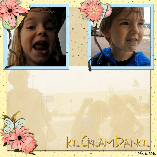 Ice Cream Dance