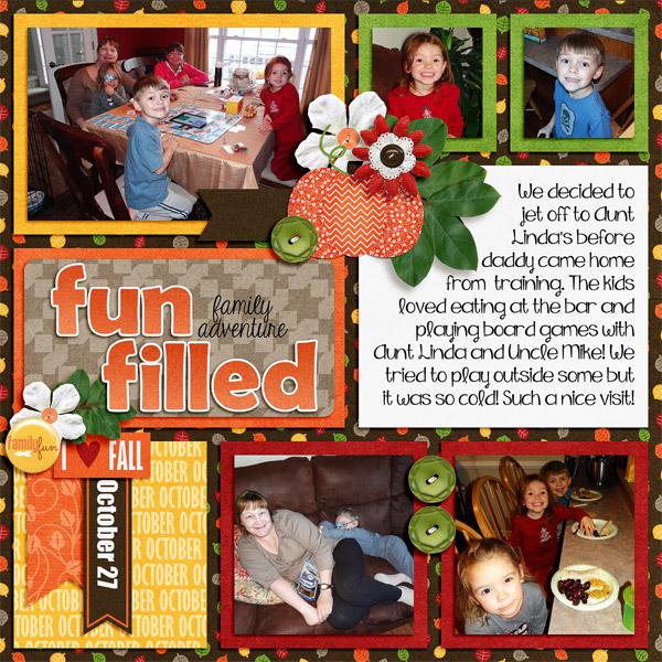 Fun Filled Family Adventure