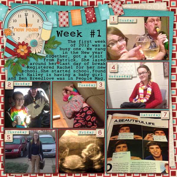 Week 1 2012