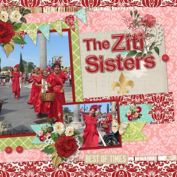 The Ziti Sisters