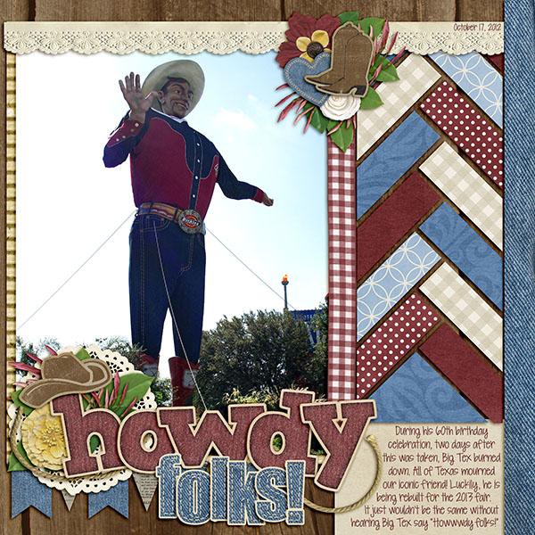 Howdy, folks!
