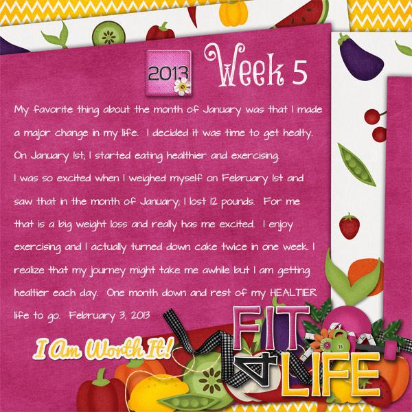 February - Week 5