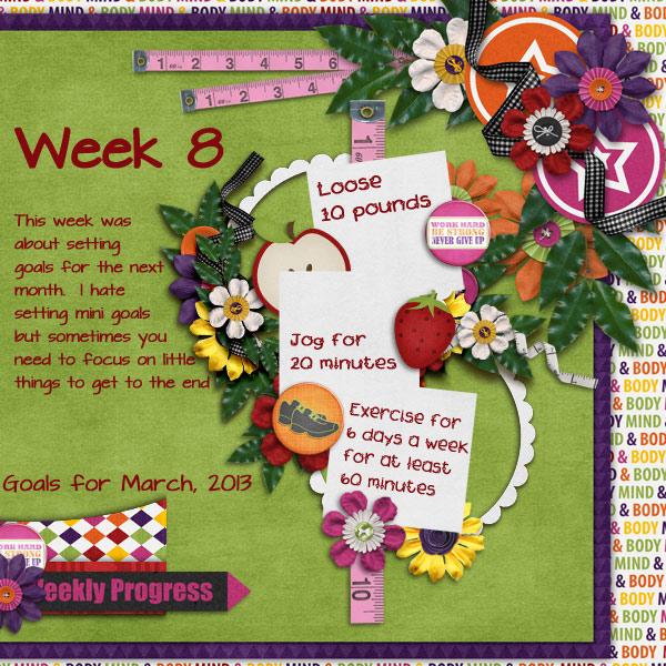 February - Week 8