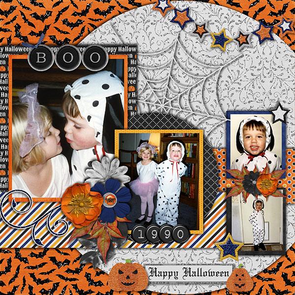 Happy Halloween 1990
