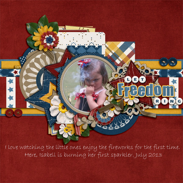 Isabell - Let Freedom Ring