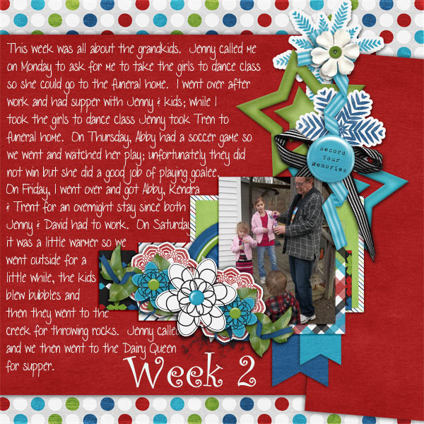 January - Week 2