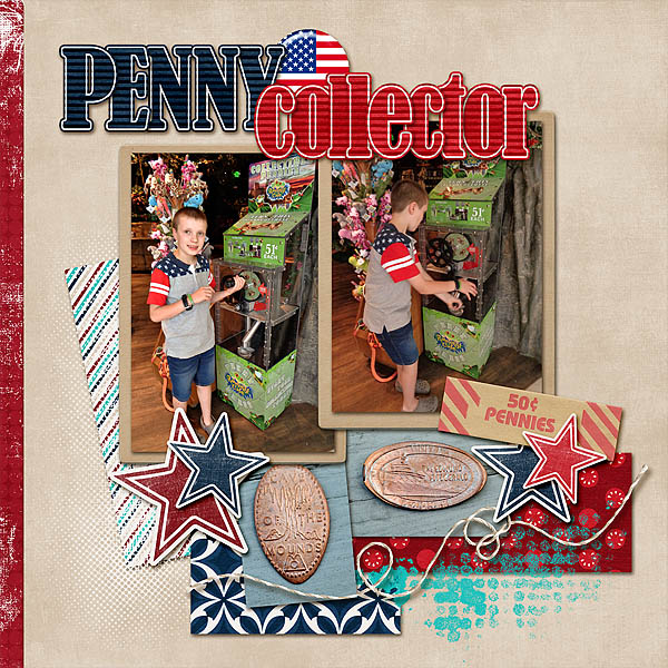 Penny Collector